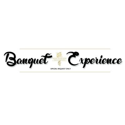 Banquet experieces at The Chinese Manor House in Edinburgh