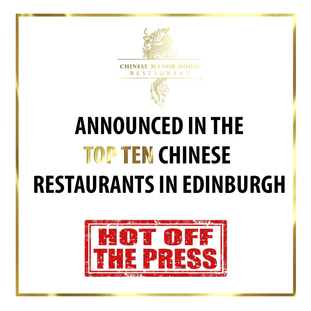 best chinese restaurant edinburgh