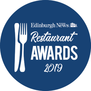 edinburgh restaurant awards 2019 logo