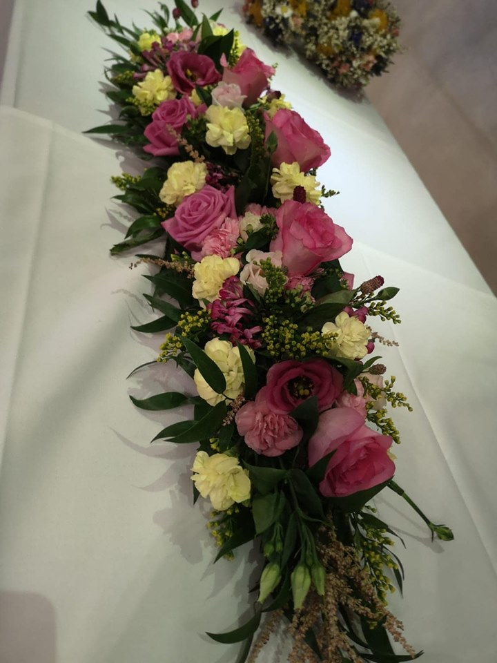 chinese manor house wedding venue flowers